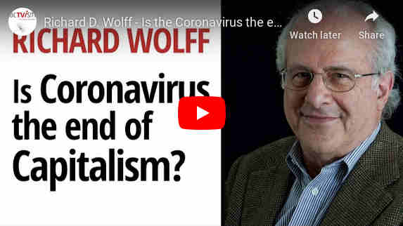 acTVism Munich:In this interview we have an in depth discussion with Marxist economist, author and co-founder of Democracy at Work Richard D. Wolff about the U.S. healthcare approach to the coronavirus and its economic implications. Furthermore we examine the U.S medical industrial complex, globalisation and the role financialization has played on healthcare. We also talk about whether government intervention can lead to distortions in the economy and even authoritarianism. Additionally, we discuss whether the concept of democracy at work can function during imminent crises such as the recent pandemic. Lastly, Wolff provides his opinion on Bernie Sanders endorsing Joe Biden and voting for the lesser of two evils.