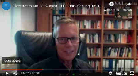 video: mmn hervorragend: Michael Mayen ua über die Rolle der Medien (corona-ausschuss.de/sitzung9, 13.08.20)