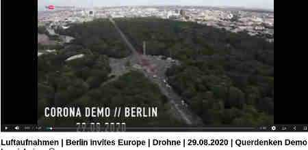 Luftaufnahmen zur Anti Corona Demo in Berlin Organisiert von Querdenken711 aerial view of the anti Corona Demo in Berlin Organized by Querdenken711 Song: Kilez More - WIR KÖNNTEN -> https://www.invidio.us/watch?v=3wcQ9AMvGhM