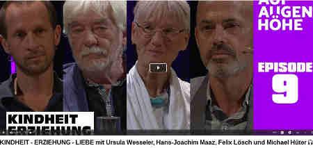 fairtalk.tv Die Talk Formate mit Jens Lehrich Wir möchten eine neue Gesprächs- und Diskussionskultur etablieren. Dafür haben wir neue Talk-Formate ins Leben gerufen. Wir möchten verschiedene Menschen zusammenbringen und zu Wort kommen lassen. AUF AUGENHÖHE- Der Talk mit Jens Lehrich und seinen Gästen Ursula Wesseler, Dr. Hans-Joachim Maaz, Felix Lösch und Michael Hüter...