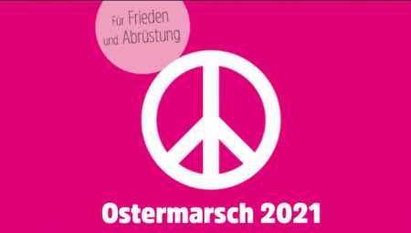 Die Ostermärsche finden in diesem Jahr vom 1. bis zum 5. April statt. Auf der folgenden Seite findest du alle wichtigen Informationen und Termine. Es werden dieses Jahr wieder viele Ostermärsche stattfinden...