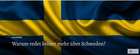 Corona – Kaum einer redet noch über Schweden. Warum eigentlich? Schweden wurde monatelang in Bezug auf seinen Sonderweg medial an den Pranger gestellt. So viele Tote, die hätten verhindert werden können, lautete oft das Fazit. Uns wurde und wird immer wieder das Gleiche erzählt: Lockdown=weniger Tote , KeinLockdown=mehrTote. Stimmt das eigentlich?...